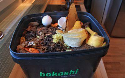 Tout savoir sur le composteur Bokashi