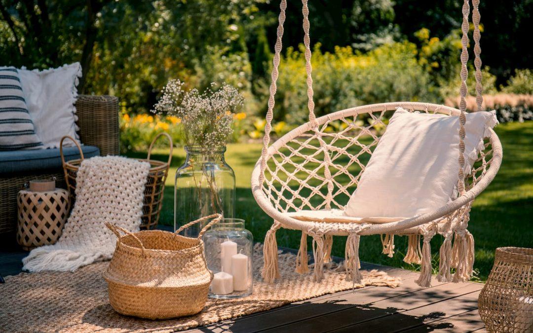 10 bonnes idées pour faire prendre une toute autre tournure à son jardin !