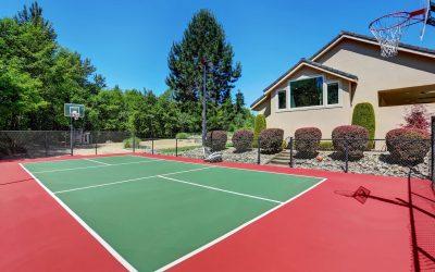 Terrain de basket : comment en créer un à la maison et choisir le bon panier ?