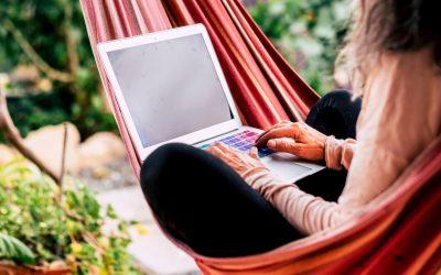 Comment avoir internet au fond du jardin ?