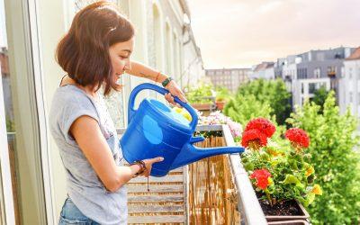 10 idées pour un balcon fleuri (même petit)