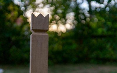 Kubb, un jeu idéal pour s'occuper dans le jardin