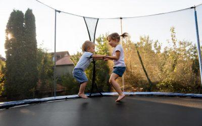 Guide d'achat : meilleur trampoline pas cher