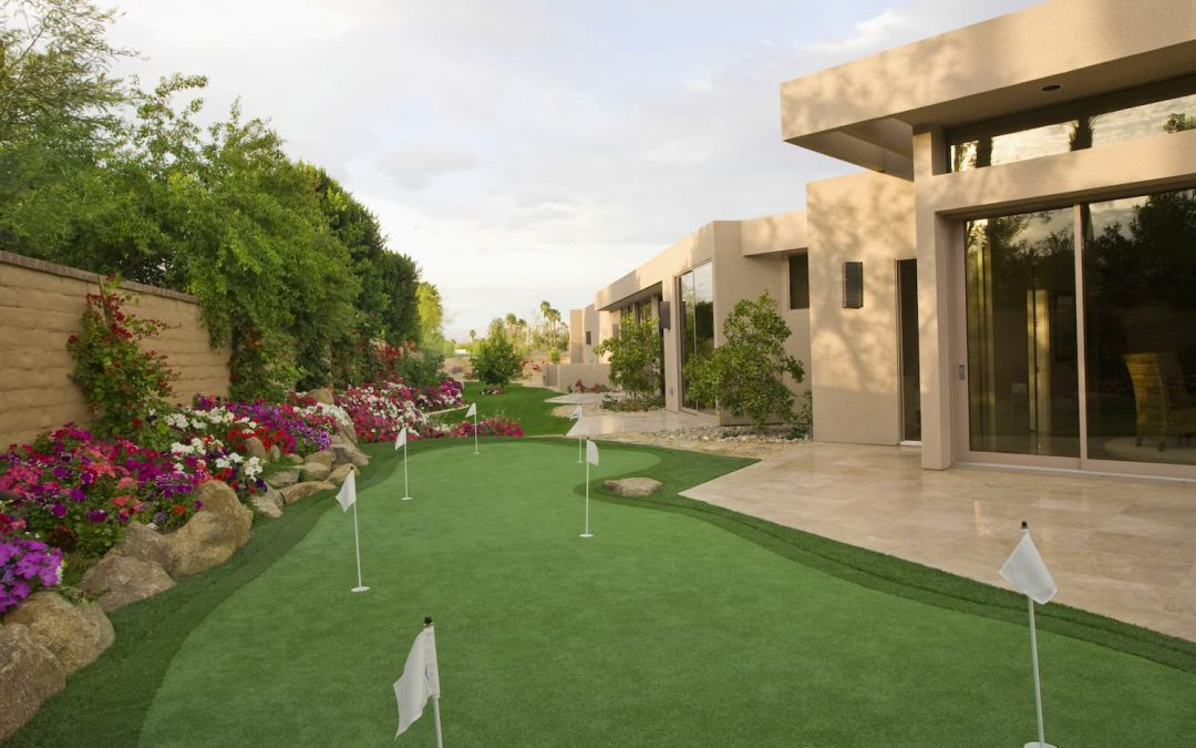 Comment faire un green de golf dans son jardin?