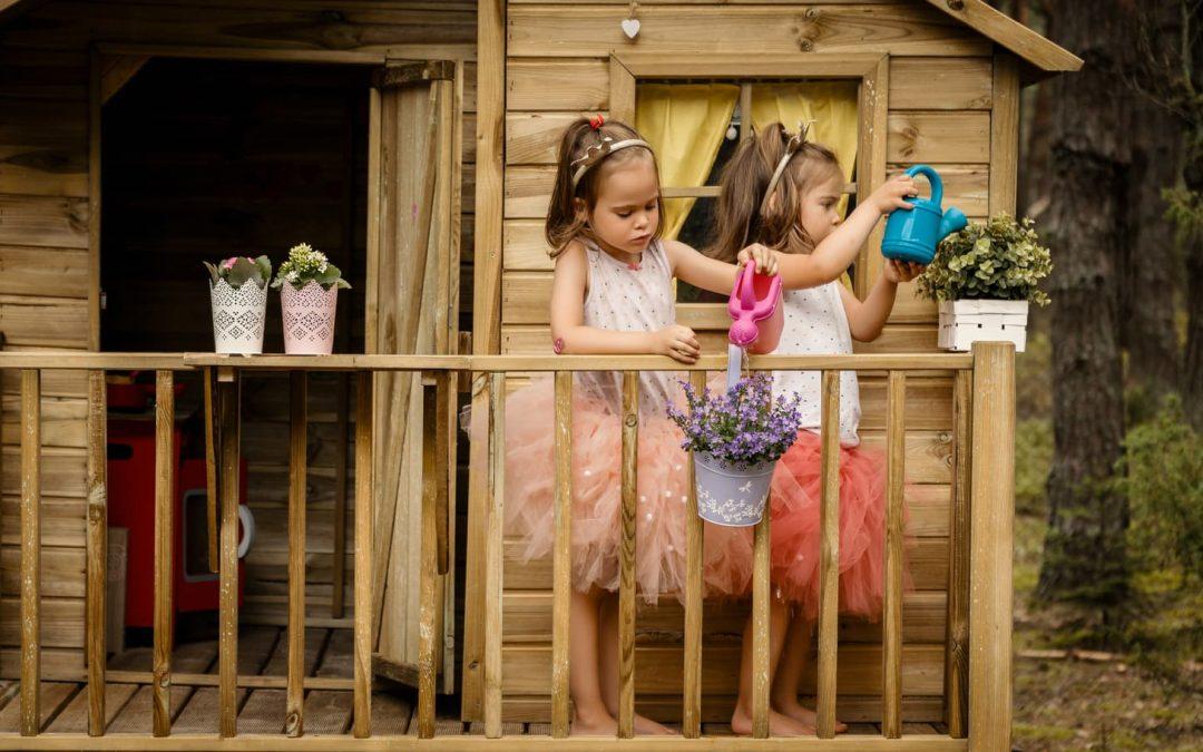 10 idées de cabanes complètement folles que vos enfants vont adorer