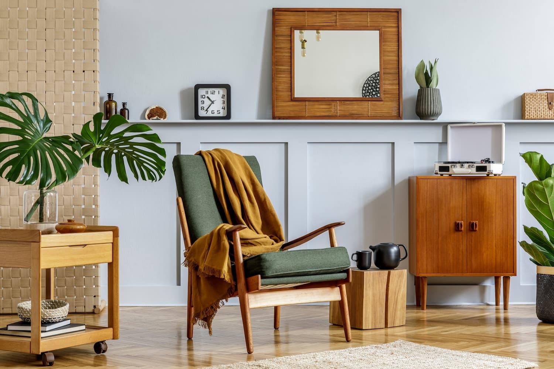 fauteuils de décoration intérieure