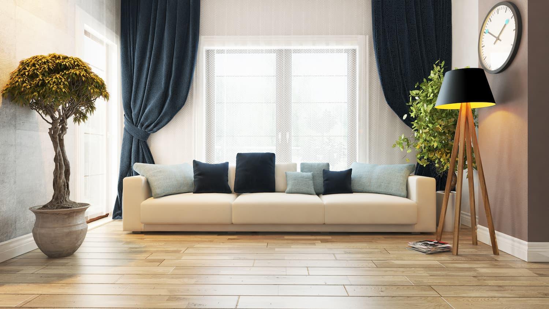 décoration maison rideaux