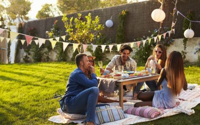 Le petit guide: comment organiser un pique-nique dans son jardin?